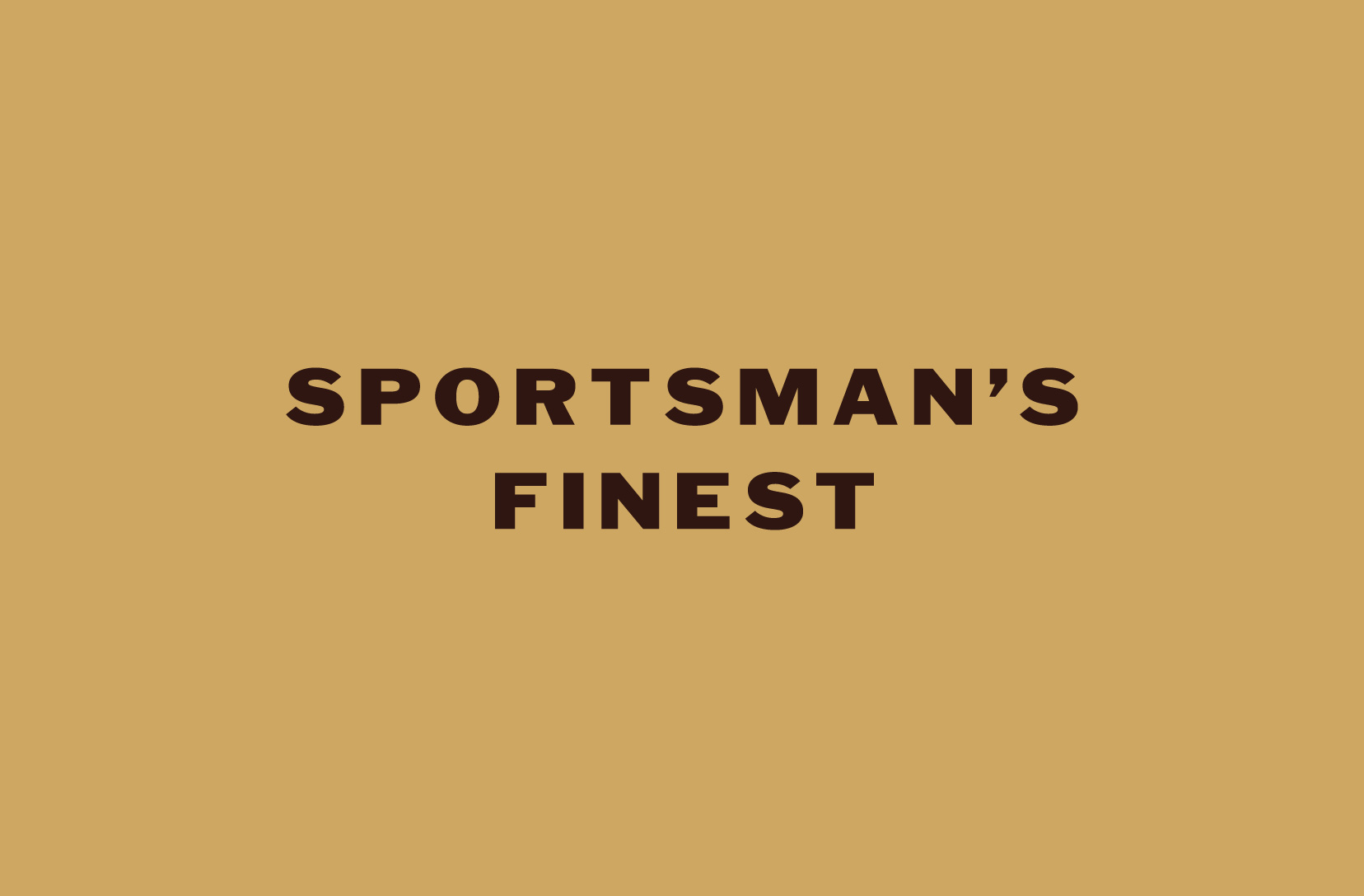 Vedros Studio, Branding, Illustration, Sportsmans Finest, Outdoor, Meryl Vedros