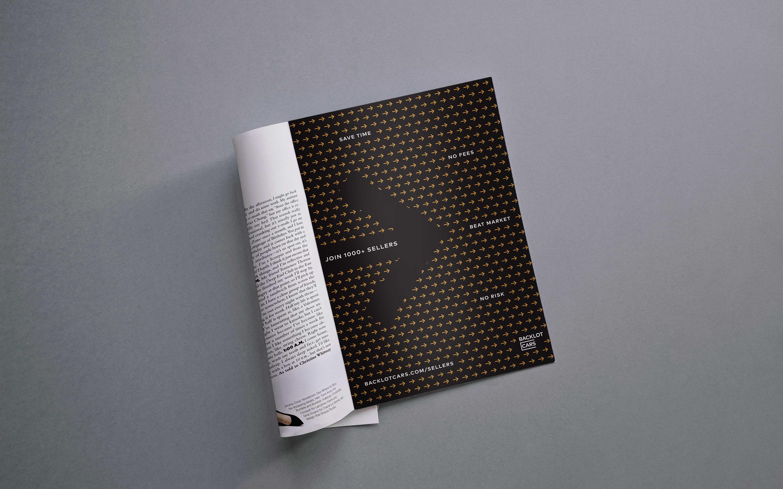 Vedros Studio, Branding, Brand System, Automobile, Backlotcars,