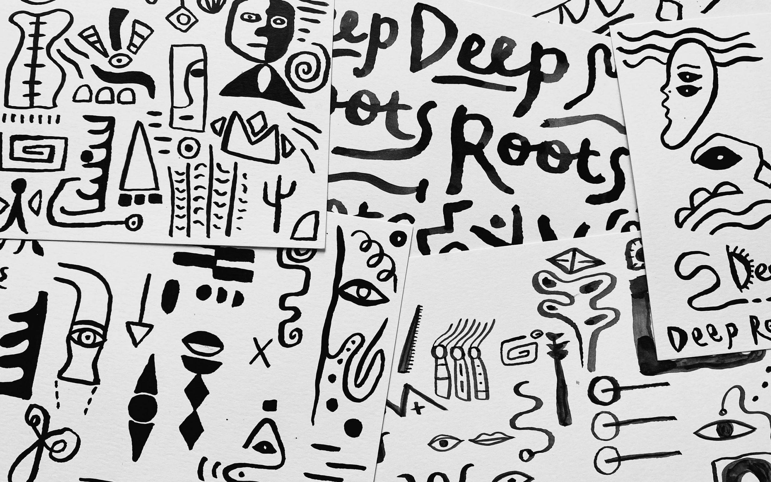 Vedros_DeepRoots_Paintings