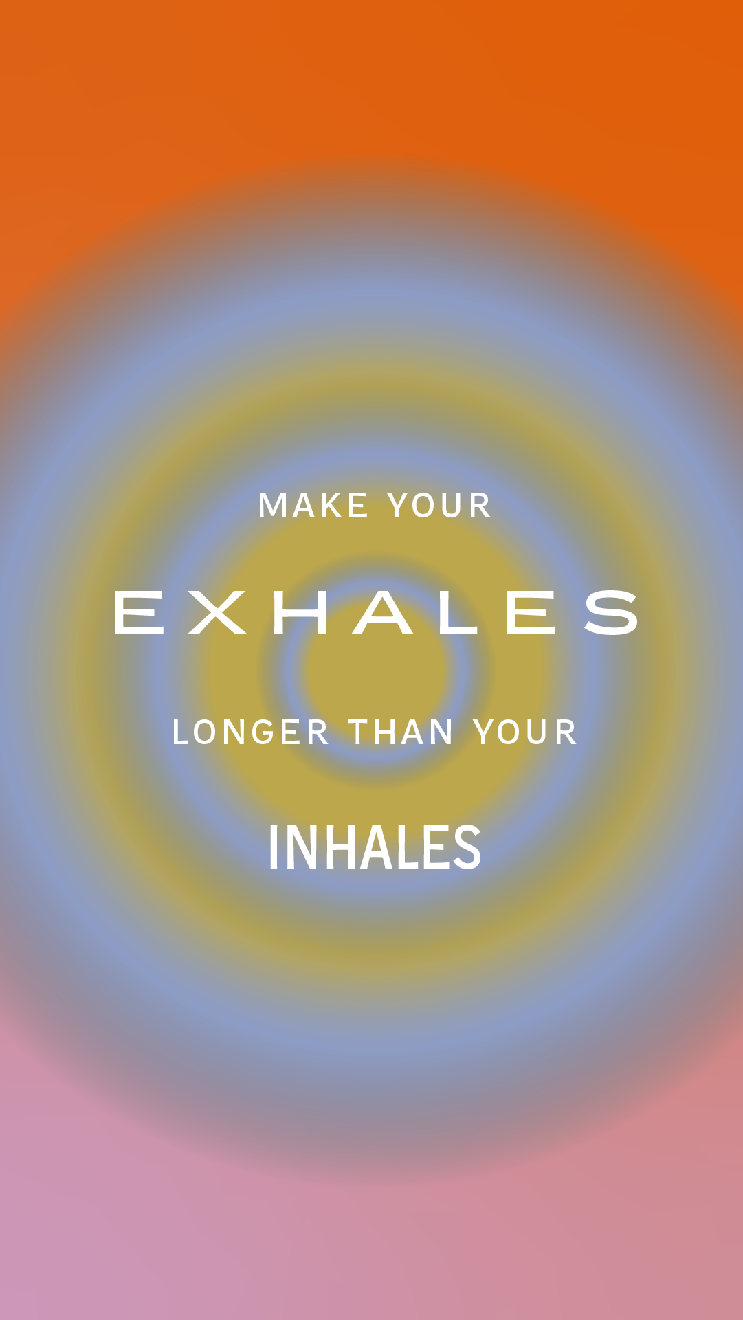 Exhale is Magic-Front_VEDROS