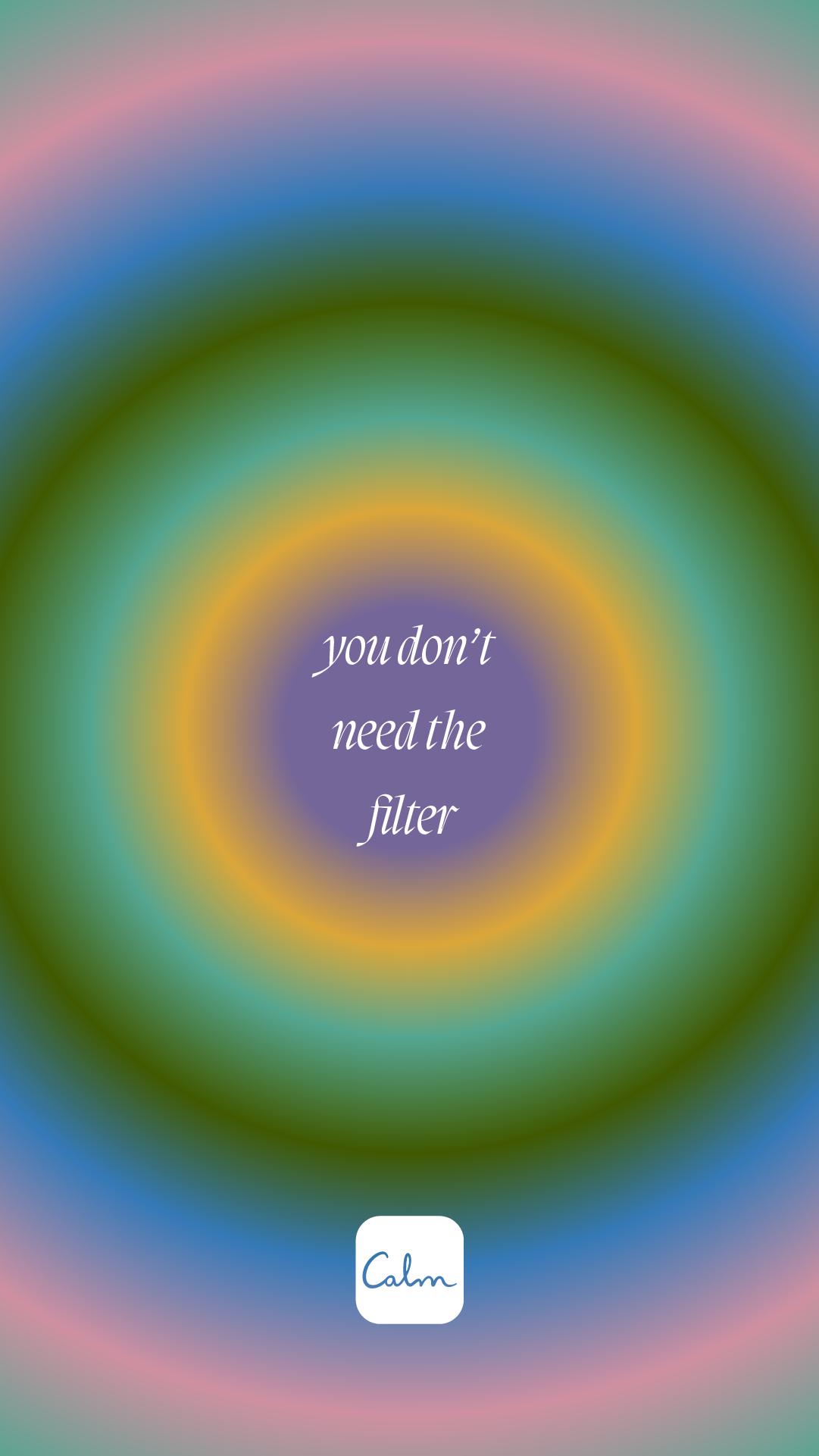 No Filter-back_VEDROS