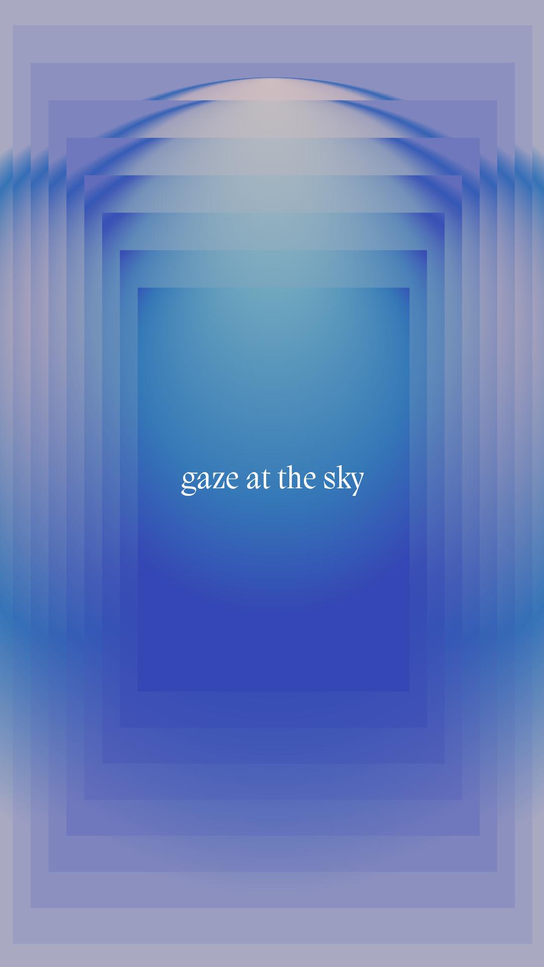 Sky Gaze-front_VEDROS