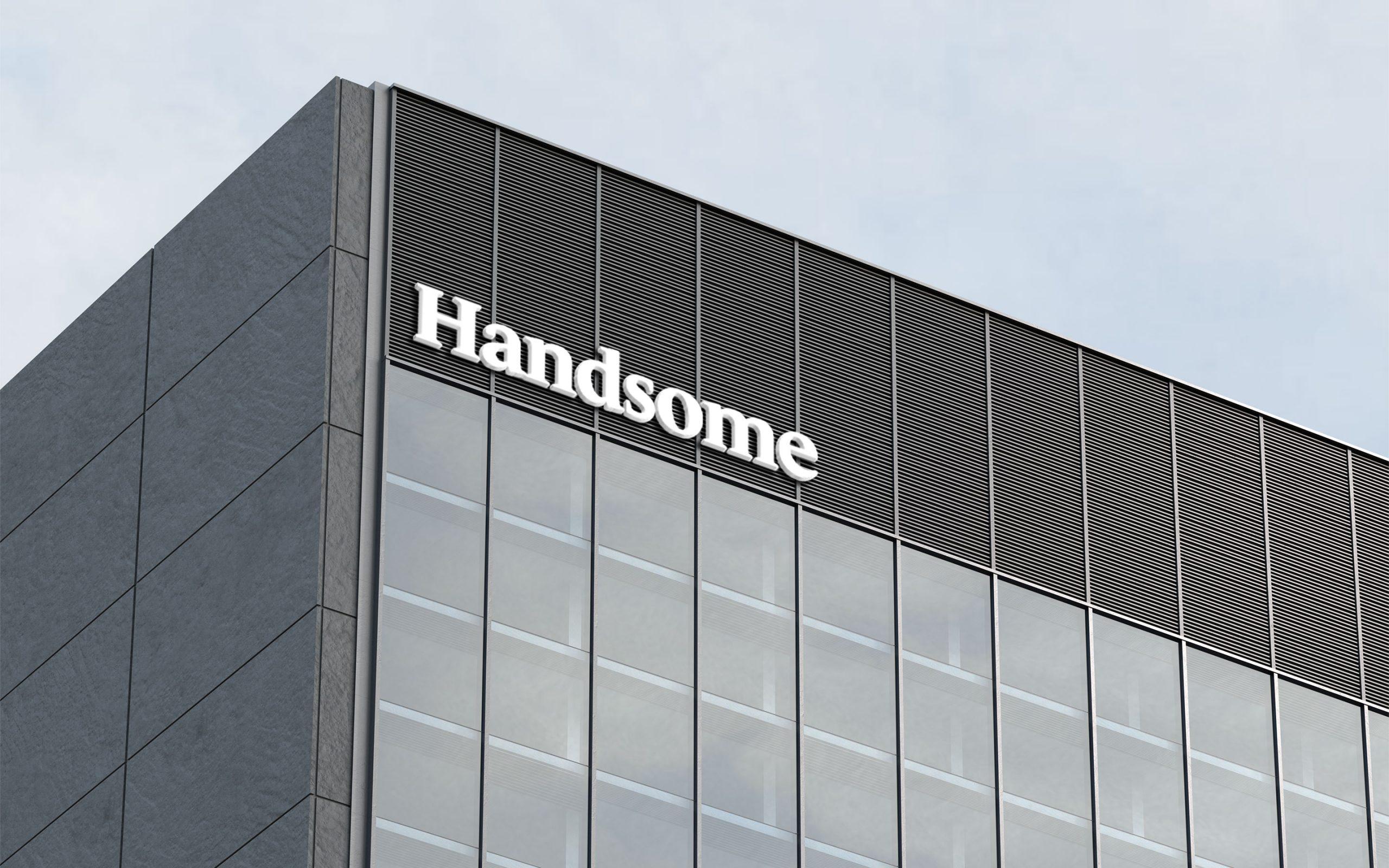 Vedros_Handsome_BuildingSign